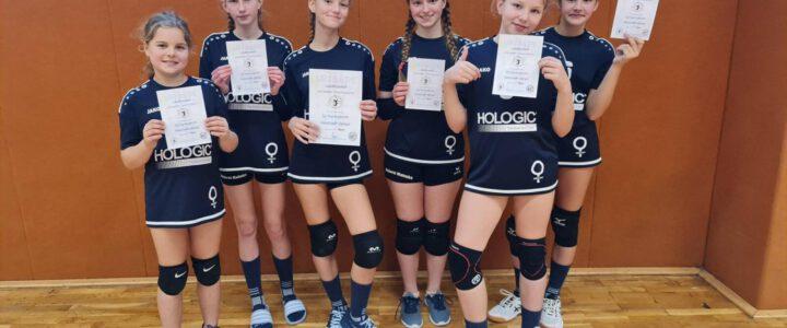 Pokalfinale A U14: Unglaubliche Leistung!